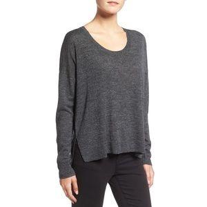 MADEWELL Grey Merino Wool Sweater